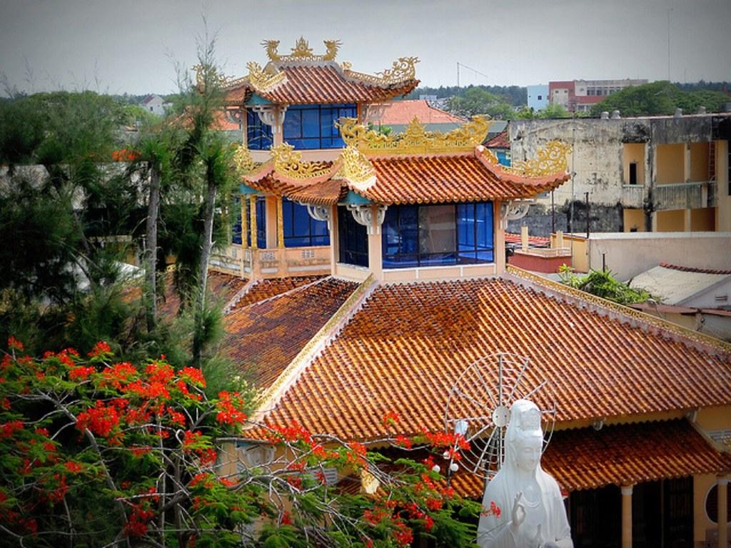 Những ngôi chùa không thể bỏ lỡ trong hành trình du lịch tâm linh Bến Tre