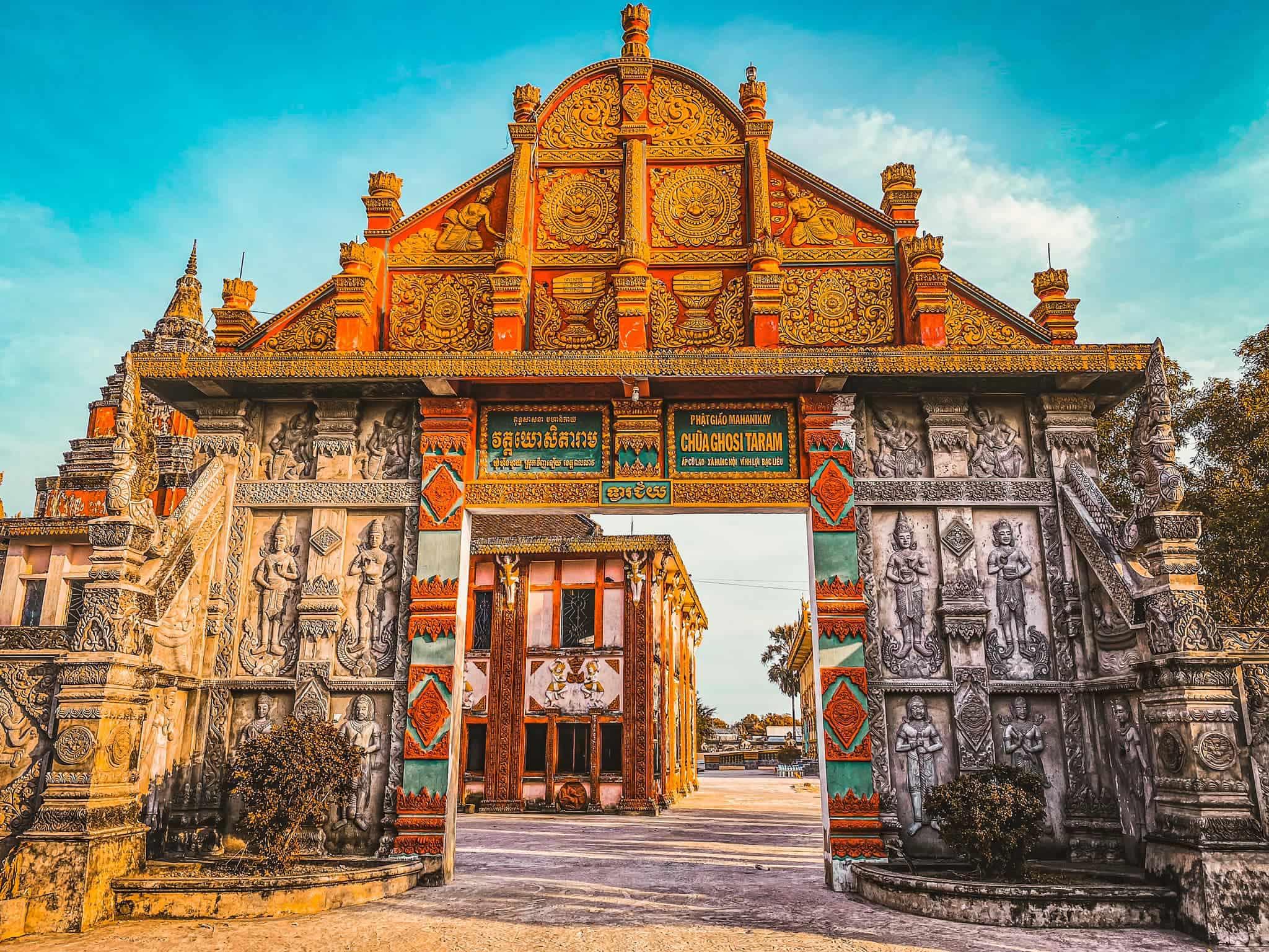 Về xứ Bạc Liêu ghé thăm địa điểm du lịch tâm linh thiêng liêng