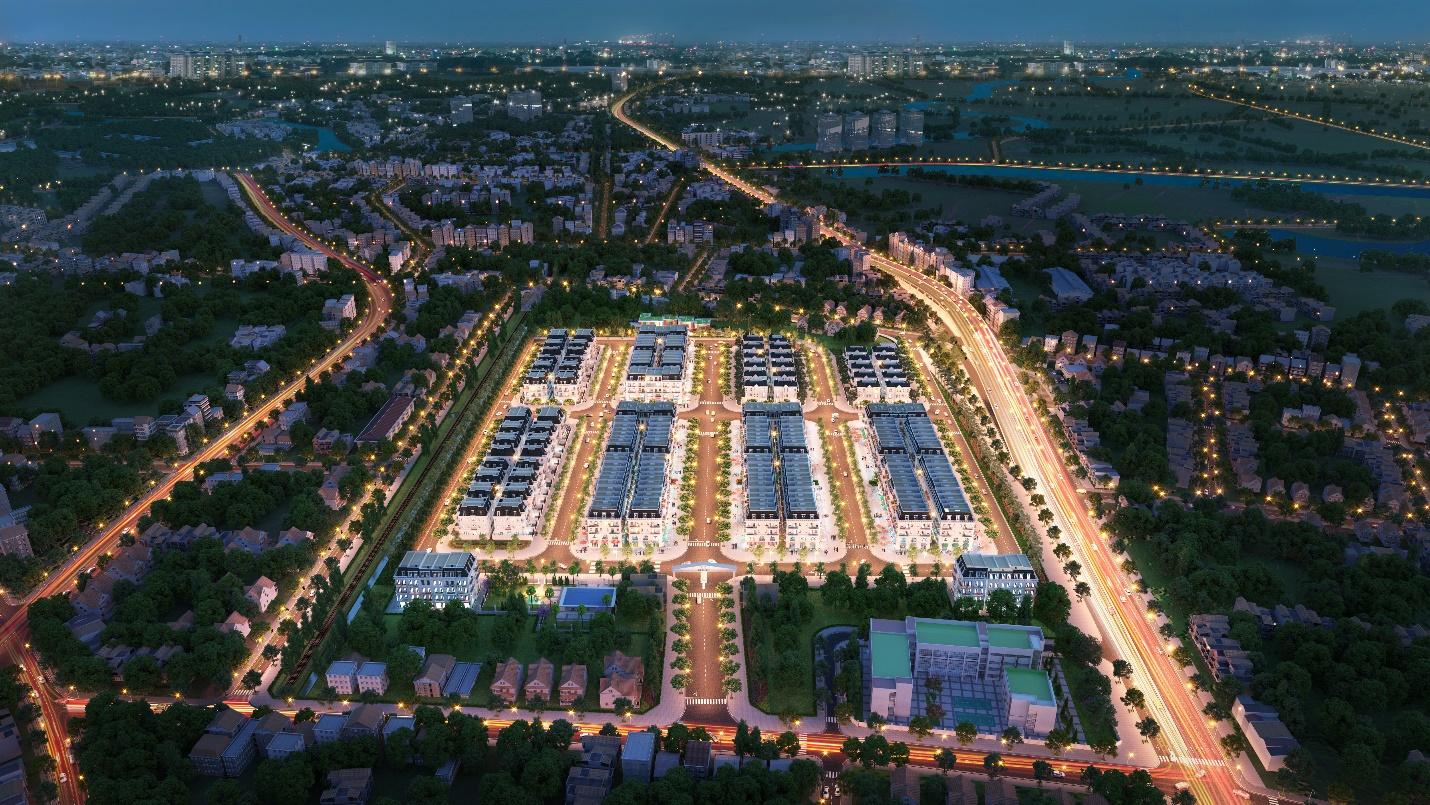 Điểm danh 5 dự án Bất động sản tại TP. Móng Cái và TP. Uông Bí