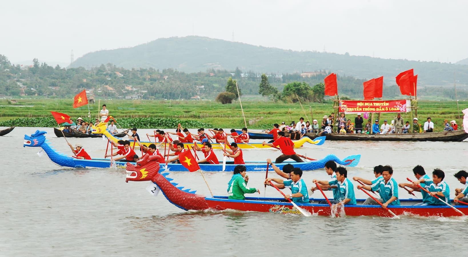 Lễ hội tiêu biểu nổi bật tại Phú Yên thu hút khách du lịch