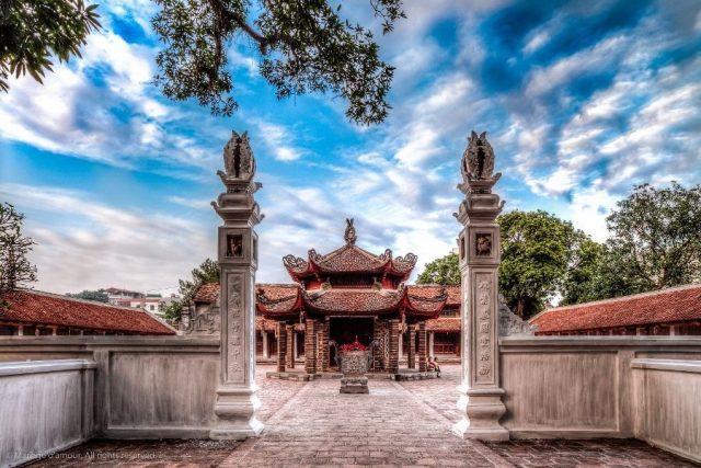 Đến thăm đền chùa tìm hiểu giá trị văn hoá tại Thủ đô Hà Nội