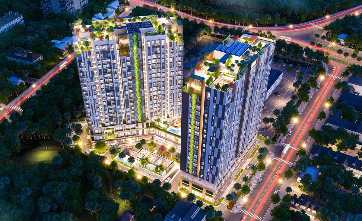 Tổng hợp 8 dự án căn hộ chung cư mới tại Quận 7 - TP HCM