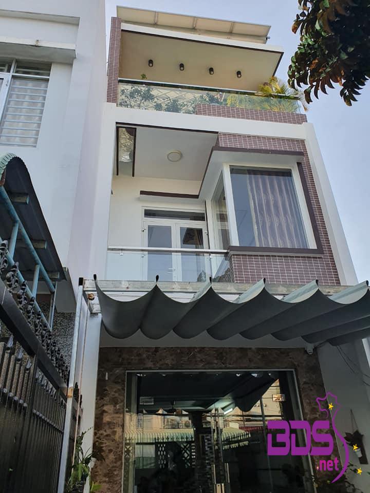Bán nhà 1 trệt 2 lầu cao cấp ngay trung tâm phường An Hòa-0