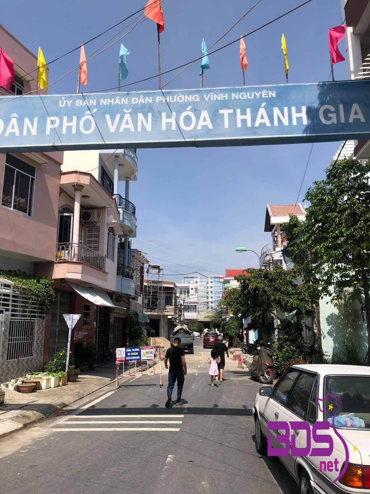 Lô nền hướng Tây Bắc trung tâm Nha Trang, mua về xây gì cũng tiện-0