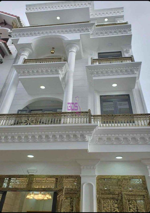 Bán căn biệt thự mini vị trí đẹp VIP nhất Bình Tân, xem là mê luôn-0