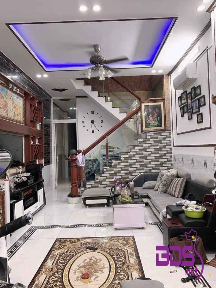 Bán nhà 1 trệt 2 lầu cao cấp ngay trung tâm phường An Hòa-6