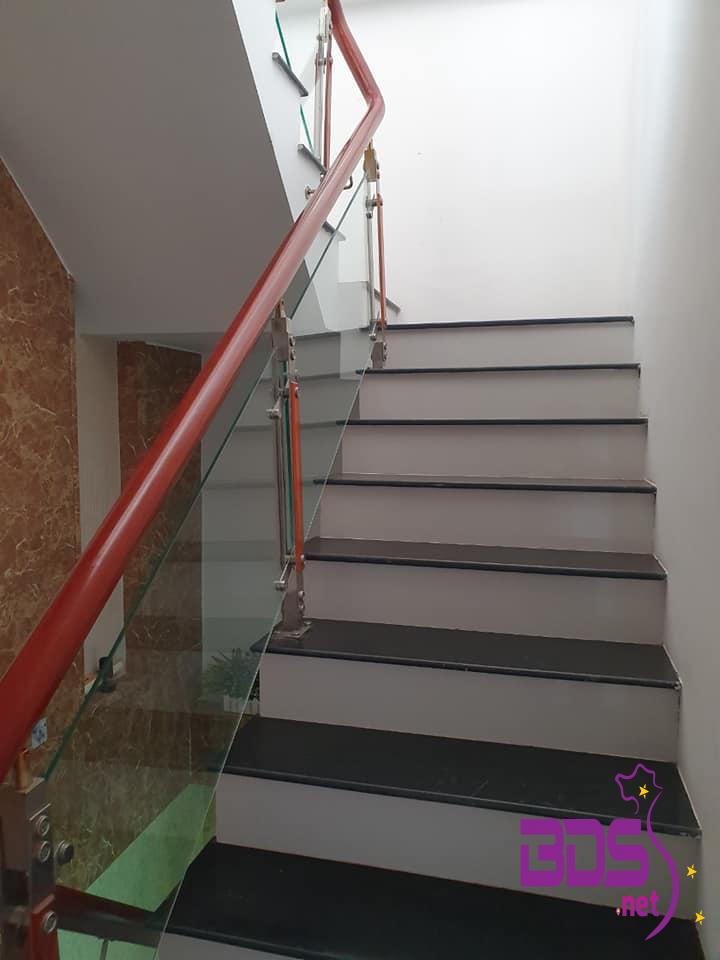 Bán nhà 1 trệt 2 lầu cao cấp ngay trung tâm phường An Hòa-1