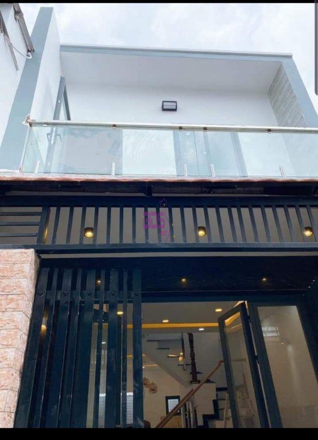 Căn nhà quận Bình Tân giá siêu sốc cho nhà đầu tư, đủ mọi tiện ích-0