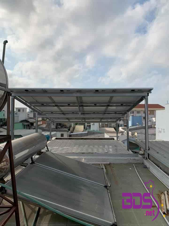 Bán nhà 1 trệt 2 lầu cao cấp ngay trung tâm phường An Hòa-7