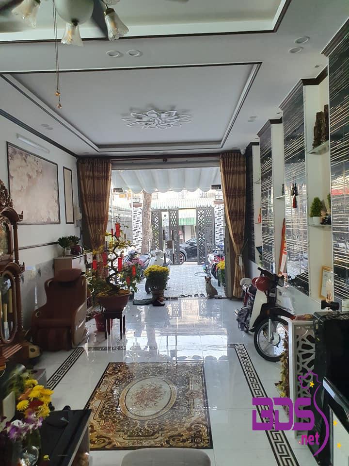 Bán nhà 1 trệt 2 lầu cao cấp ngay trung tâm phường An Hòa-2
