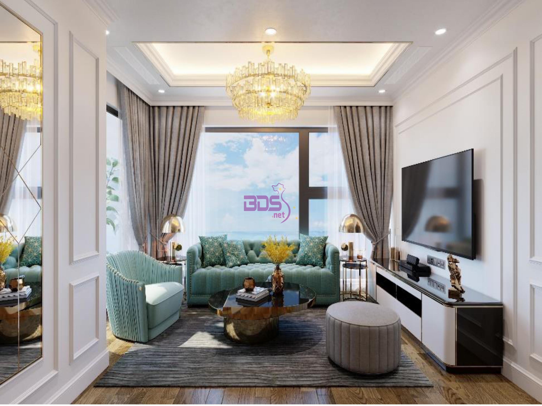 Dự án chung cư cao cấp Green Diamond -4