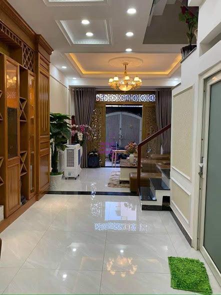 Chính chủ gửi bán căn nhà hẻm ô tô đường Tô Hiến Thành an ninh-1