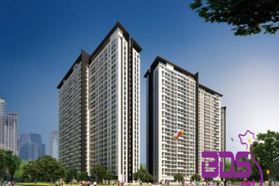 Vina Square - Phức hợp căn hộ cao cấp, căn hộ dịch vụ, cao ốc văn phòng Quận 5