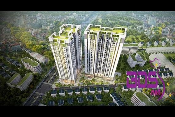 Dream Center Home - Căn hộ chung cư cửa ngõ Tây Nam của Hà Nội