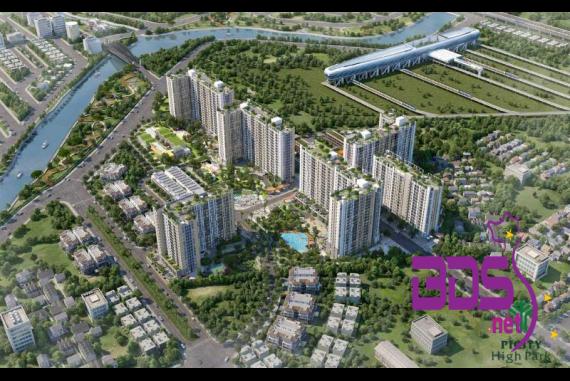 Chung cư Empire City - Cơn sốt cho thị trường BĐS khu vực Thủ Thiêm, Quận 2