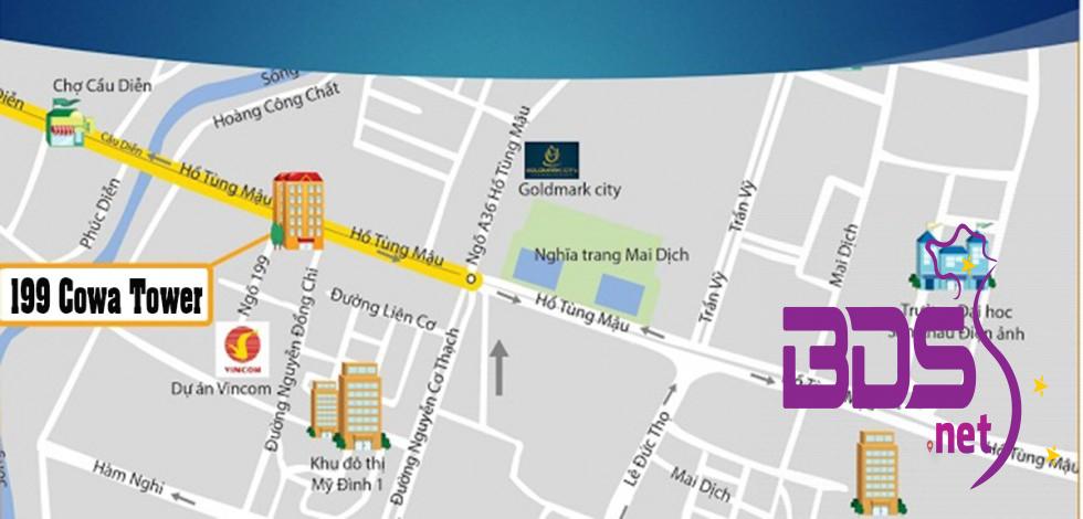 Bản đồ vị trí