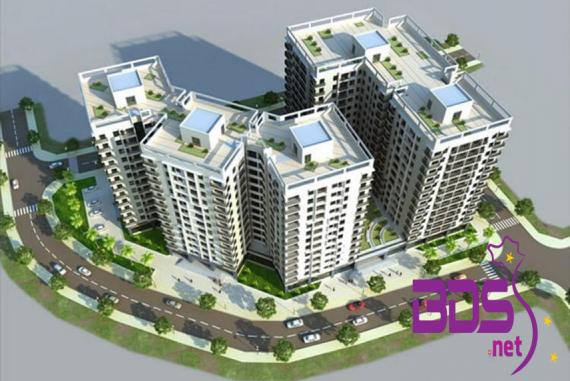 Green Park Residences - Thiết kế các khuôn viên xanh, rộng rãi, thoáng đãng tại TP HCM