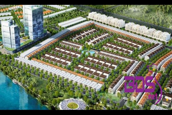 Diamond City - Khu đô thị có không gian tươi mát tại Thuận An