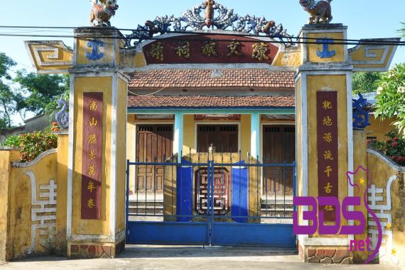 Nhà thờ cổ tộc Trần (Tran Family Chapel) - Sở hữu nét kiến trúc đậm chất Á Đông