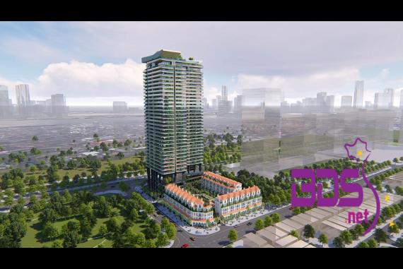 Sunshine Golden River - Căn hộ sang trọng, chung cư cao cấp tại Hà Nội