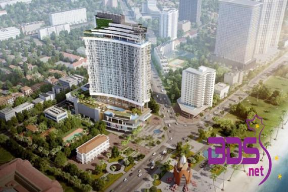 A&B Central Square - Căn hộ nghỉ dưỡng lý tưởng với 100% view biển