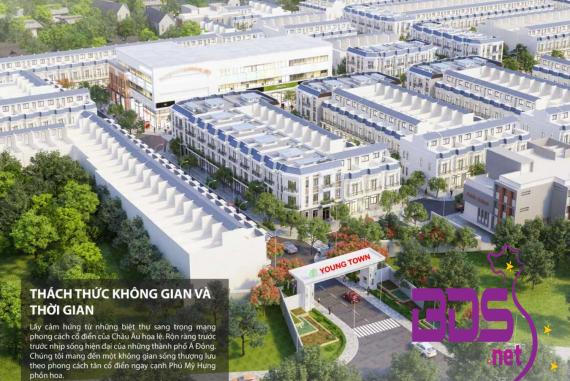 Young Town - Khu biệt thự sang trọng mang phong cách cổ điển của Châu  Âu