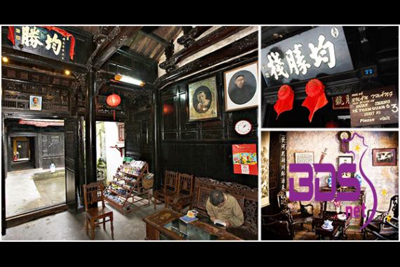 Nhà cổ Quân Thắng (Quan Thang Ancient House) - Hiểu rõ hơn về những điều mới lạ của giới thương gia xưa