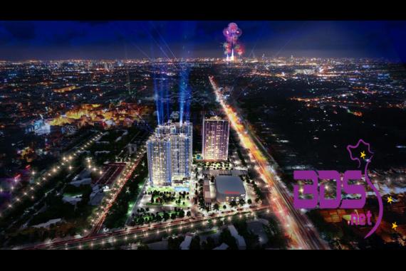 Charm City - Dự án căn hộ có quy mô lớn tại thị xã Dĩ An
