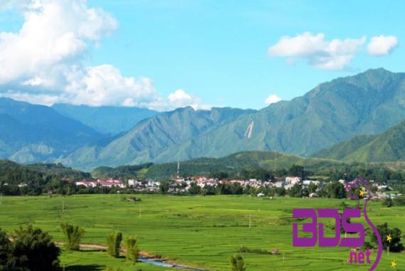 """Núi Thiên Ấn (Thien An Mountain) - Biểu tượng """"Ấn trời"""" giữa lòng xứ Quảng"""