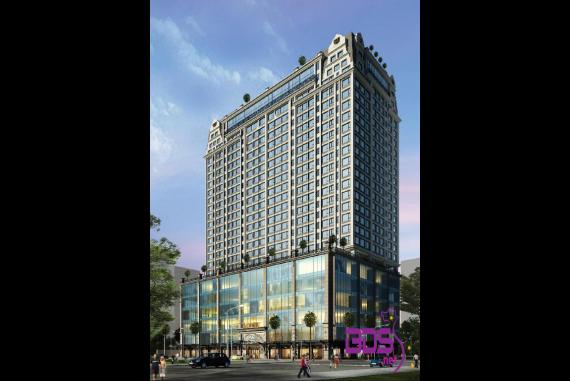 Léman Luxury Apartment - Khu căn hộ có những tiện ích, dịch vụ cao cấp