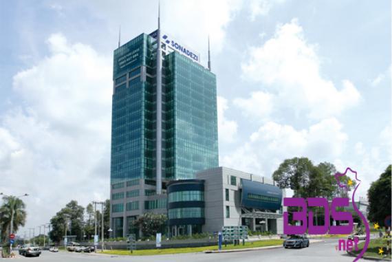 Sonadezi Building - Cao ốc văn phòng cao cấp tại Đồng Nai