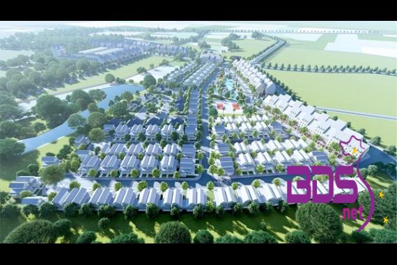 Khu đô thị cao cấp Thịnh Hưng Diamond Xuyên Mộc