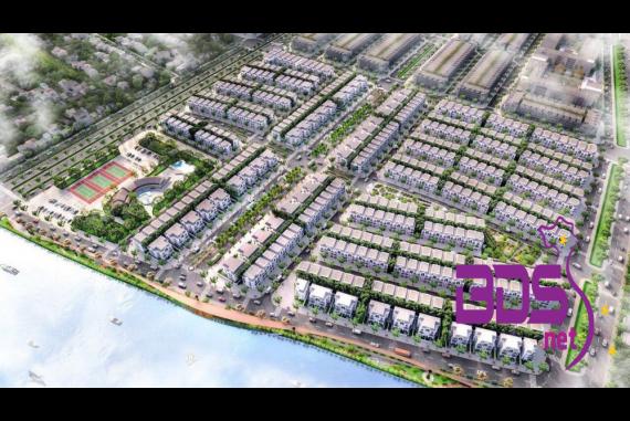 """Lavilla Green City - Không gian sống """"chuẩn nghỉ dưỡng"""" tại Long An"""