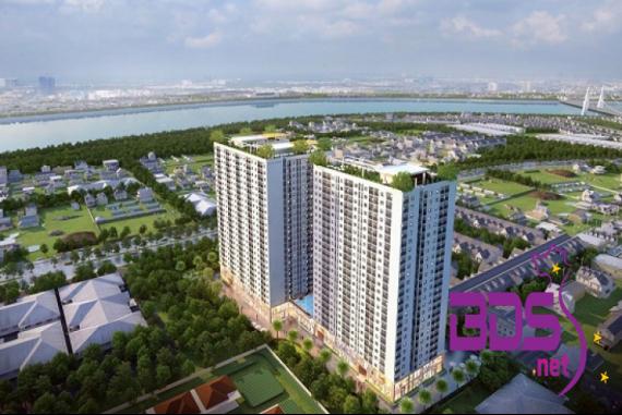 Căn hộ Stown Gateway - Làn gió mới mang thiết kế phong cách Singapore