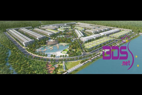 Saigon Riverpark - Khu đô thị nằm trọn vẹn bên sông Cần Giuộc