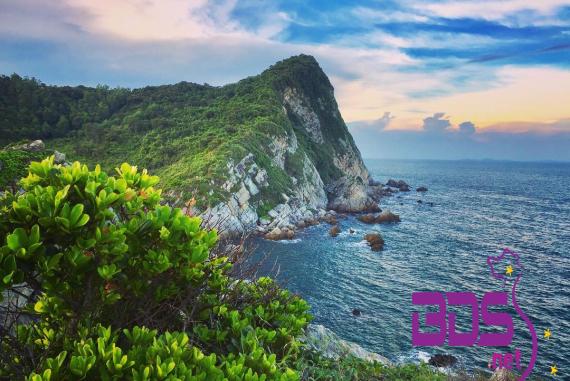 Eo Gió Quan Lạn - Sống ảo tại Minh Châu Quan Lạn hút hồn giới trẻ