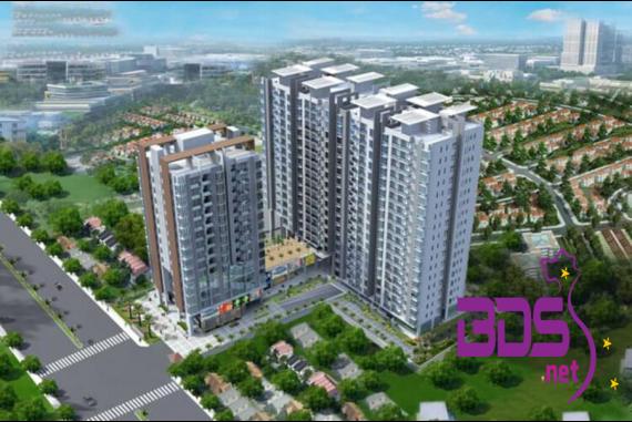 Chung cư Sunview 3 - Thiết kế từ phong cách hiện đại của đô thị lớn bậc nhất Singapore