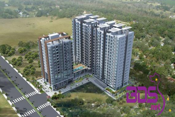 Thiên Lộc Tower -  Thiết kế độc đáo với tổ hợp tiện nghi và hiện đại nhất