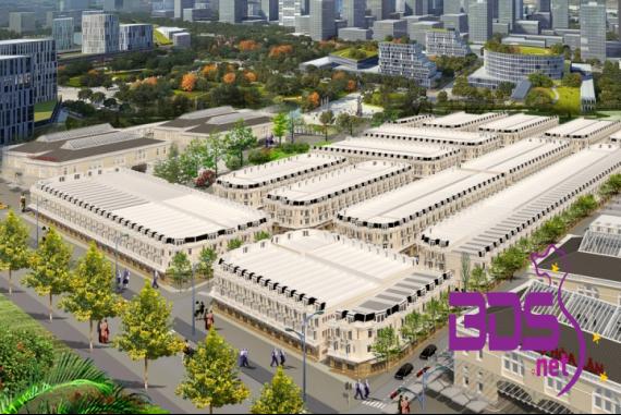 Lộc Phát Residence - Cơ sở hạ tầng bài bản, pháp lý hoàn chỉnh tại Thuận An