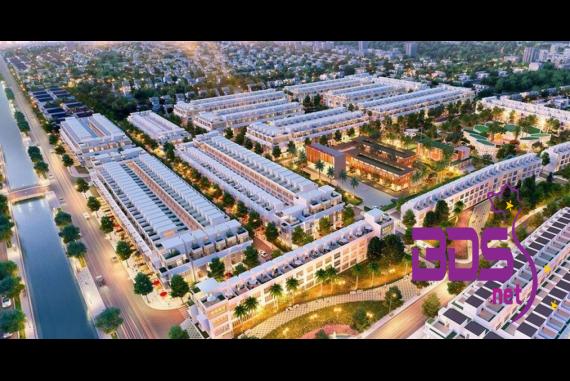 Galaxy Hải Sơn - Khu dân cư tiếp giáp TP Hồ Chí Minh tại Long An