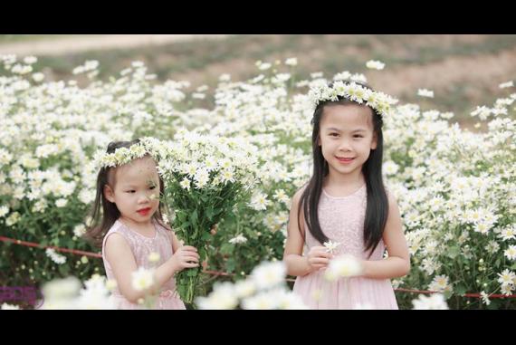 Làng Hoa Tây Tựu (Hà Nội) - Một trong những làng hoa nổi tiếng ở mảnh đất kinh kỳ