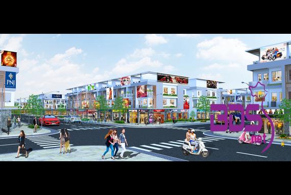 Biên Hòa New Town 2 - Khu đô thị thương mại bao quanh bởi sông Đồng Nai