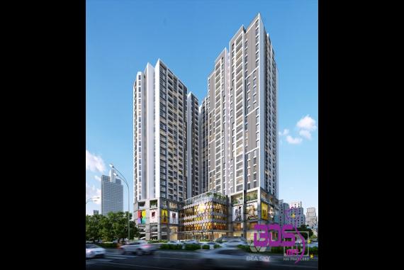 Chung cư Bea Sky Đại Đông Á - Khu đô thị sinh thái quy mô hàng đầu tại Hà Nội
