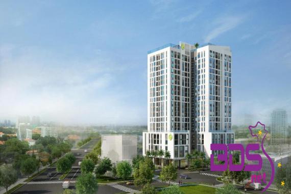 Newton Residence -  Tổ hợp khu thương mại, văn phòng và nhà ở cao cấp
