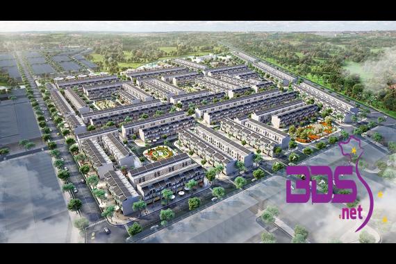 Phúc Thịnh Residence - Dự án Đất nền mặt tiền đường Tỉnh Lộ 824