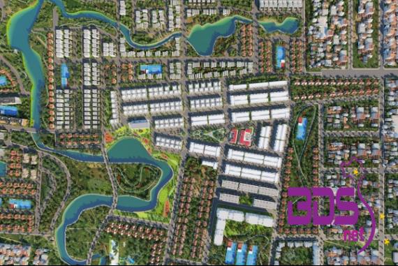 Viva Park - Khu đô thị thương mại đầu tư bài bản tại Đồng Nai