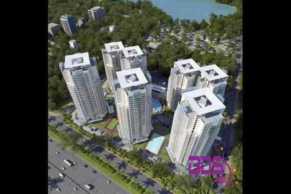 Chung Cư Green Star - Không gian sống đẳng cấp giữa lòng đô thị hiện đại