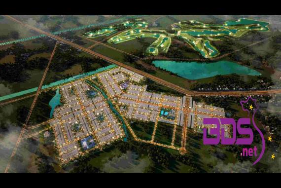 Hưng Long Residence - Khu đô thị phức hợp thương mại, dịch vụ, giải trí tại Long An
