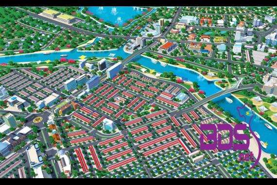 Mega City - Trung tâm thương mại dịch vụ đẳng cấp tại Bình Dương