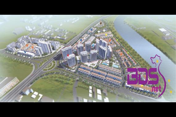 Waterfront City - Khu đô thị sinh thái đầu tiên TP. Hải Phòng